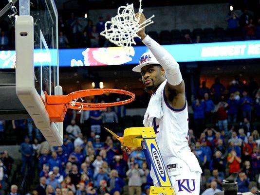 Kansas makes Final Four thanks to MalikNewman