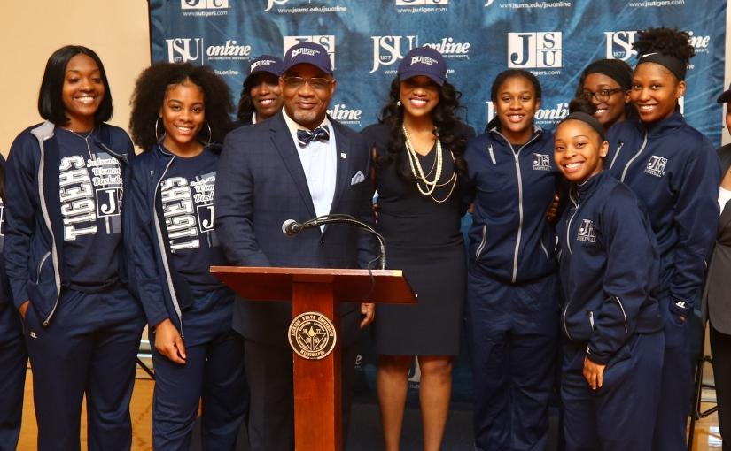 Dream come true for Jackson State's New HeadCoach