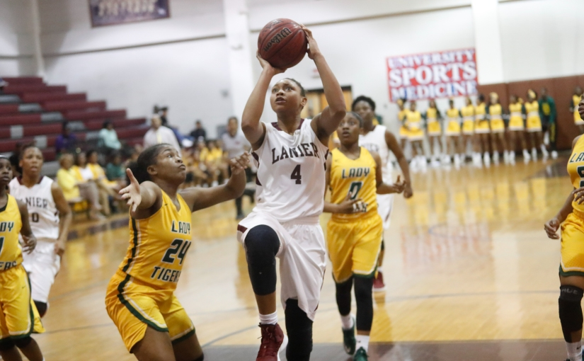 Lanier Lady Bulldogs and Raymond Rangers headline today's action at the BigHouse