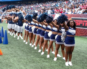 JSU Cheerleaders
